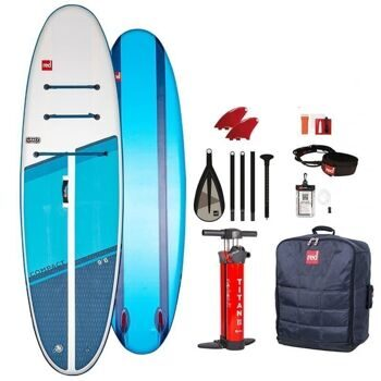 Red Paddle 9'6 Compact Package 2021 надувная sup доска
